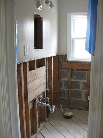 Even If It Includes An Area Of Rot Next To The Tub More On How We Remed That In A Later Post