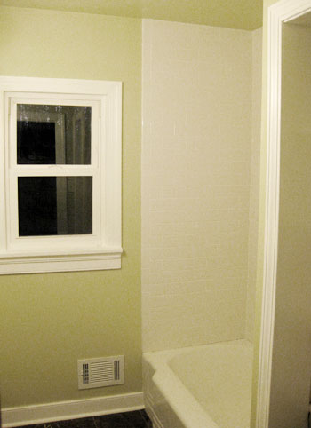 Install Baseboards Trim, Bathroom Wall Trim