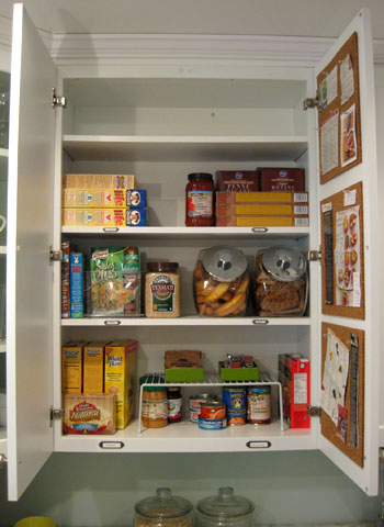 Organizing Our Kitchen Cabinets (Spices, Pantry Items & More ...