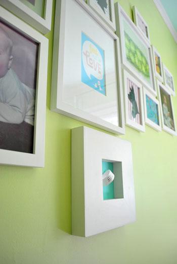 Nursery Progress Adding Some Art Young House Love