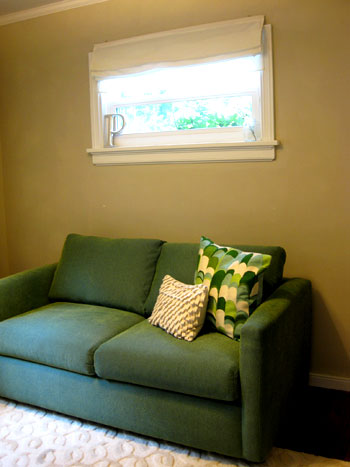 Terrific Office Progress Finding An Affordable Sleeper Sofa Young Evergreenethics Interior Chair Design Evergreenethicsorg