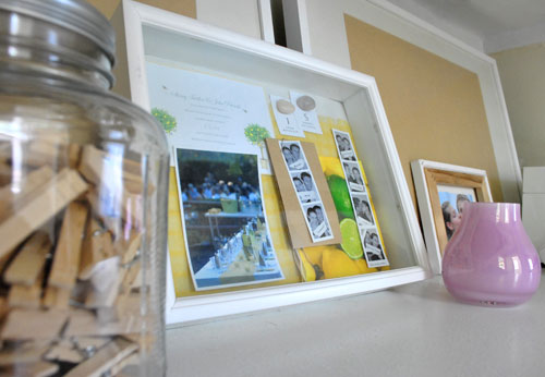 Framing Keepsakes In Shadow Boxes Its Our Book In A Box Young
