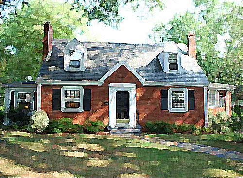 House Hunting Cute Cape Cod Near S Young Love