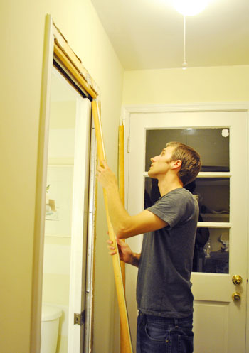 Fixing A Finicky Pocket Door Young House Love