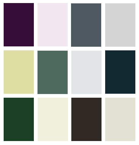 Yet But We Ll Be Sure To Share Actual Paint Colors When Get There Right Now Re Loving Eggplant Soft Lavender Pink Slate Blue Light Gray