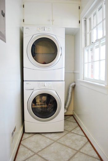 Delivery And Installation By The Lowe S Team Was Mostly Uneventful Although They Did Forget To Bring Stack Kit Thing That Secures Dryer Atop