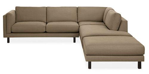 Room & Board sectional sofa