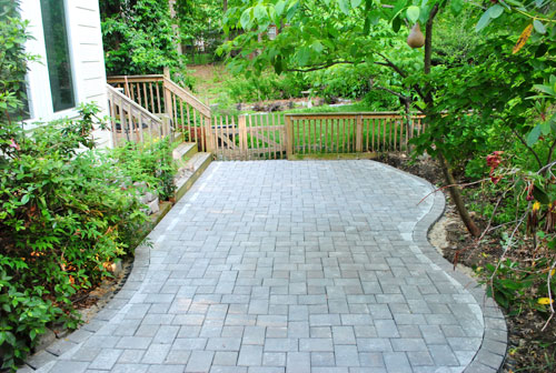 & How To Build A Paver Patio: Itu0027s DONE! | Young House Love
