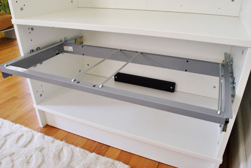 Office Organization In An Effektiv Ikea