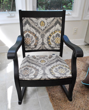 Terrific Redoing An Old Rocking Chair Part 1 Young House Love Spiritservingveterans Wood Chair Design Ideas Spiritservingveteransorg