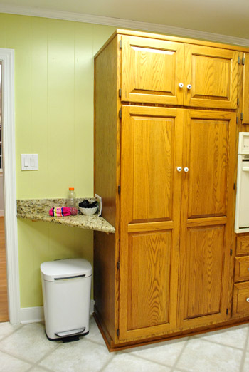 Shifting Cabinets And Liances For A New Kitchen Layout Young House Love