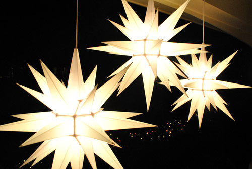 Led Star Lights Christmas Outdoor