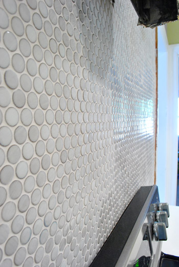 Using A Tile Haze Remover Sealing Grout Amp Caulking Tile