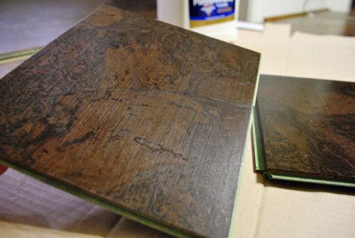 Cork floors that look like hardwood gurus floor for Cork flooring wood grain look