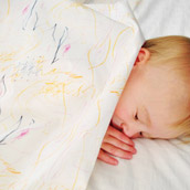 Turning Kid Art Into Fabric