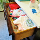 Controlling Baby Clothes