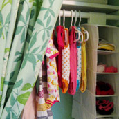 Waking Up A Boring Closet