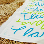 Creating Personalized Fabric