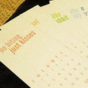 Creating A Custom Calendar