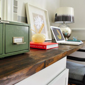 Creating A 13-Foot Desk