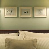 Adding Bedroom Monograms