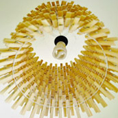 Making A Clothespin Chandelier2