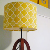 Recovering A Lampshade