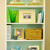 Customizing A Bookcase