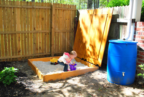 How To Build A Sandbox: Part 3 (The Rock Box Remix) | Young
