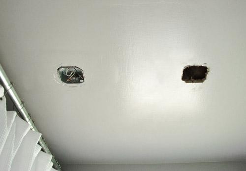 How To Move A Ceiling Light Center