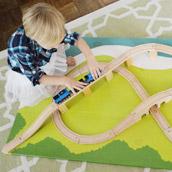 Making A Train Board