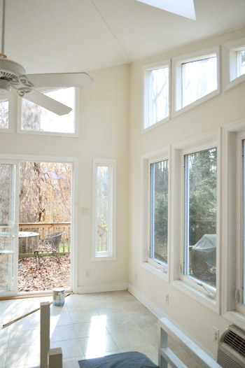 Choosing Paint Colors For Vaulted Ceiling Room