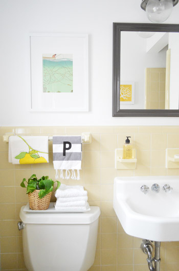 Bathroom Makeover Young House Love