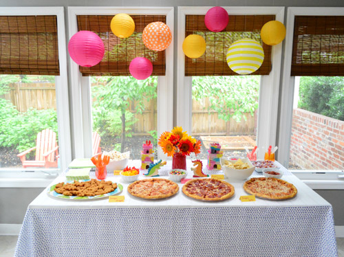 Clara S Dragon Themed Third Birthday Party Young House Love