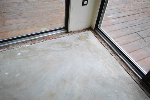 Ripping Up A Rug Removing The Pad Tack Strips Young. Glue Carpet Pad To Concrete Floor Vidalondon