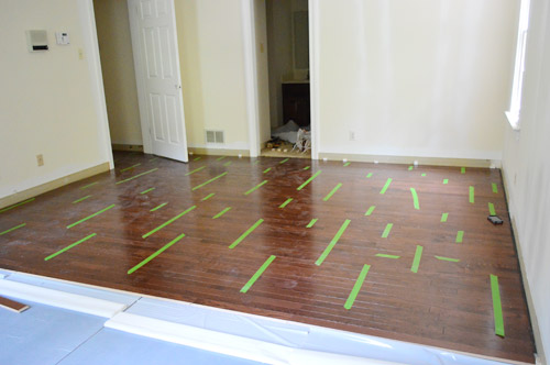 Nailing Hardwood Floors To Particle Board Floor Matttroy