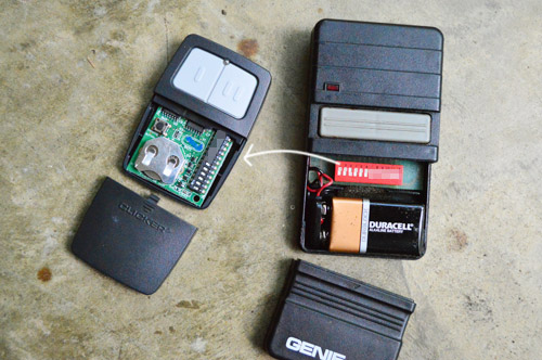 Craftsman Garage Door Opener Remote Dip Switch Settings