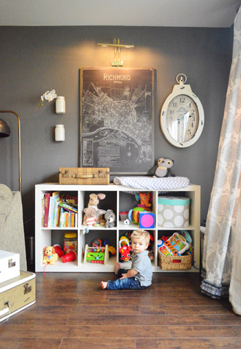 baby play area in living room house crashing a cozy amp creative townhouse house 25263