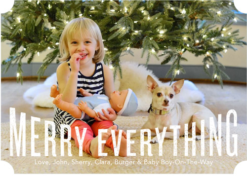 Cute Christmas Card Ideas You Can Photograph Yourself Young House Love