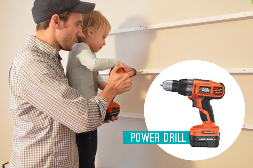 must have power tool for DIY power drill