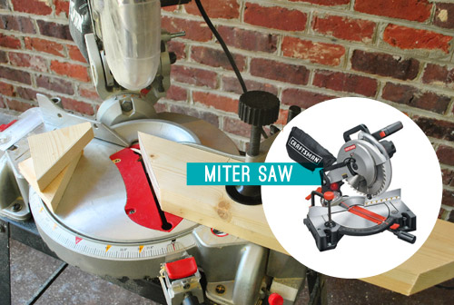 must have power tool for DIY miter saw