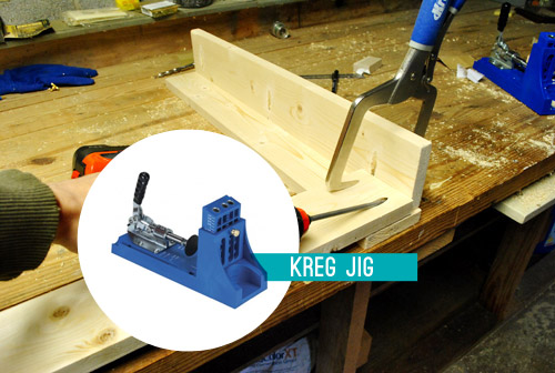 must have power tool for DIY kreg jig
