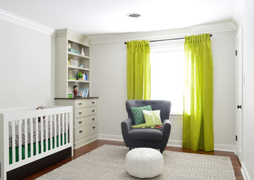 Making Pleated Curtain Panels The Easy Way Young House Love