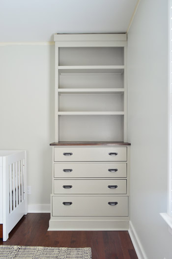 Installing Bedroom Built-ins | Young House Love
