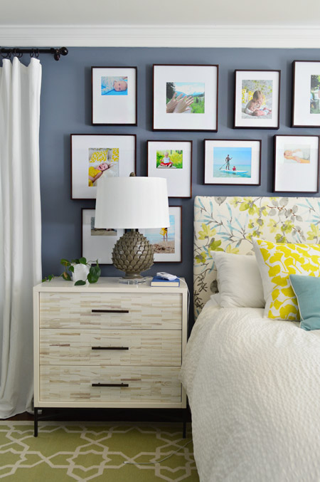 black pepper navy wall paint color bedroom