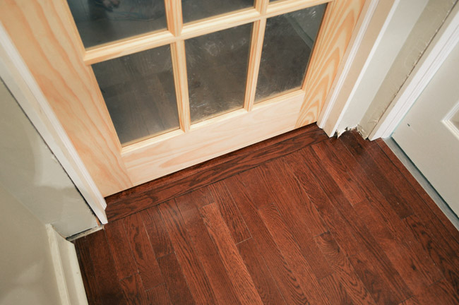 Exterior Door Wood Threshold Image collections - Doors Design Ideas