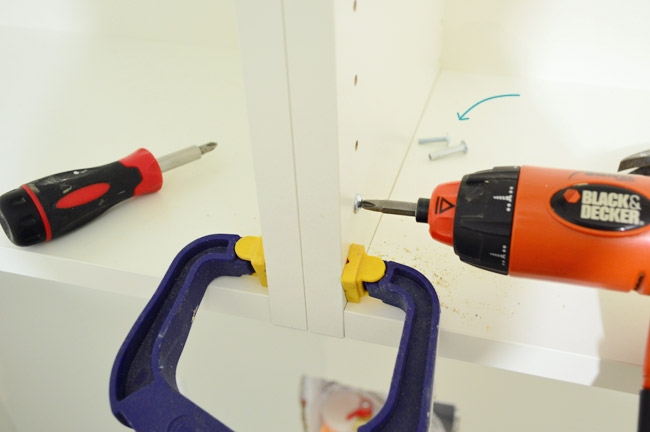 How To Attach Cabinets Together Www Cintronbeveragegroup Com